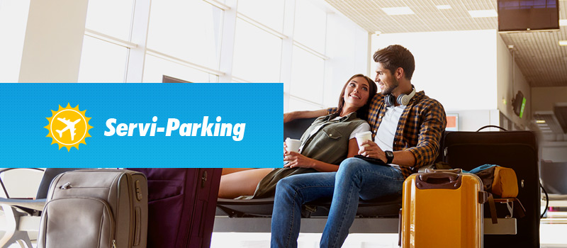 Logo de Servi-Parking